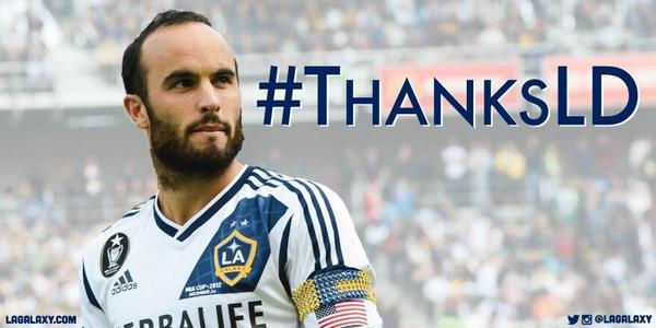 Thank you @landondonovan for all that you have done for the @LAGalaxy. You will be missed! #ThanksLD http://t.co/FV5w7sq5A9