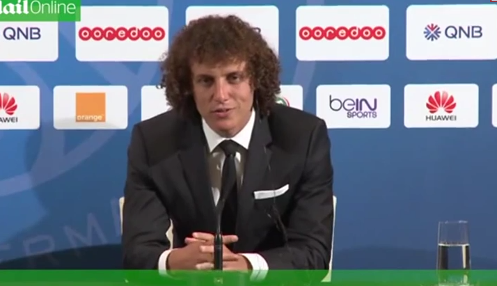 PSGs David Luiz: Jose Mourinho was obviously going to say he wont miss me [Video]