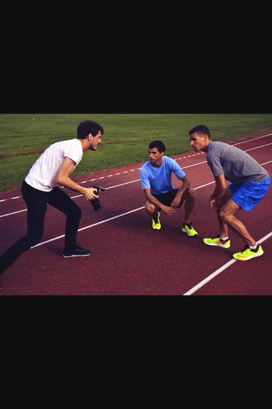 Great Nike shoot today with the new zoom elite #Nike #zoomelite7 #southoffrance http://t.co/zR2C1qphnr