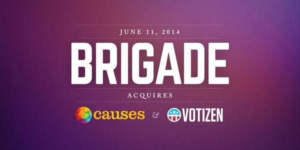 We're now a part of @JoinBrigade where the mission to restore democracy continues. http://t.co/f5FmHlQYjn