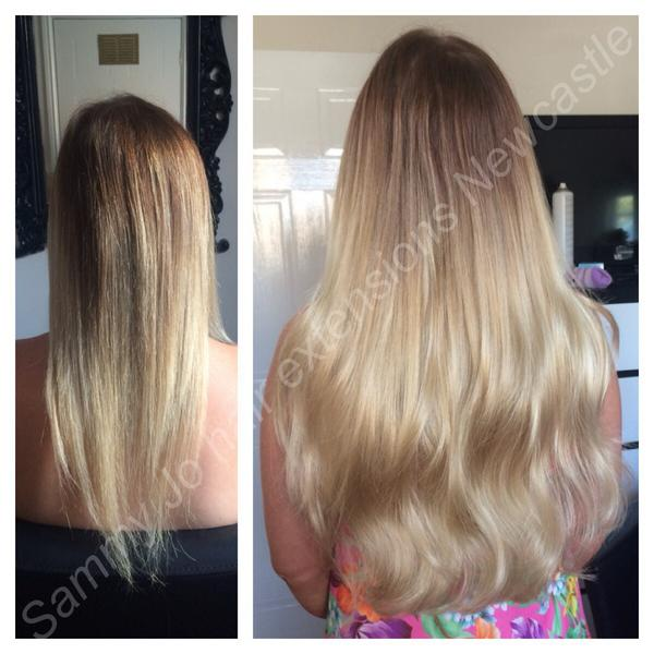 Sjs hair extensions on twitter hair envy alert stunning ombr stunning ombr transformation done today with our monofibre hair extensions hairextensions ombre httptvecjwi5tty pmusecretfo Images