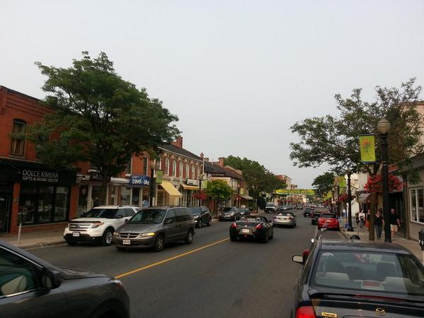 King Street West in Dundas (RTH file photo)