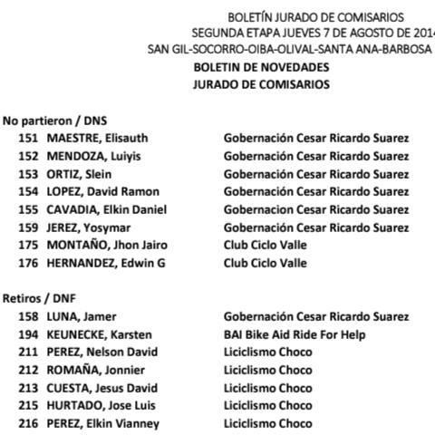 Vuelta a Colombia 2014:  En agosto y de 11 etapas - Página 4 BuevOXjIgAAtltR