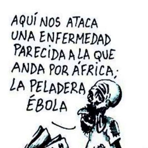"""La Enfermedad Que Ataca A Venezuela. """"¡La Peladera ébola!"""""""
