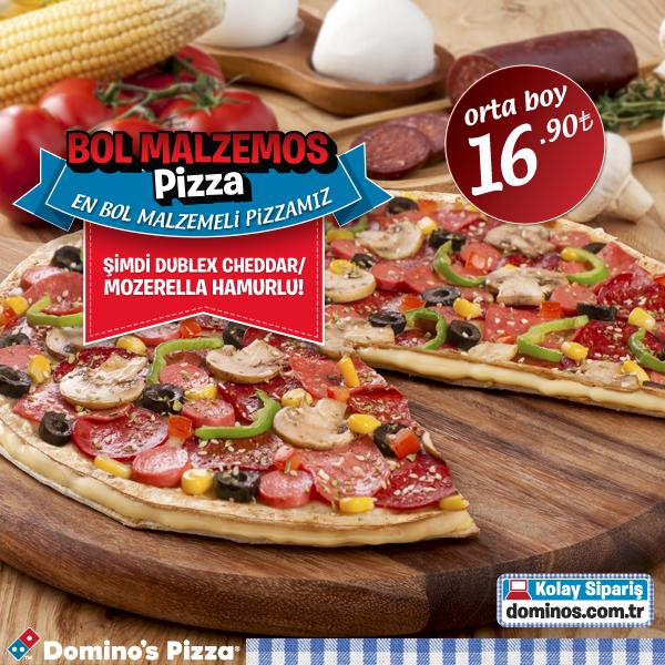 Dominos Pizza Tr On Twitter Peynire Doyuran Kampanya Orta Boy