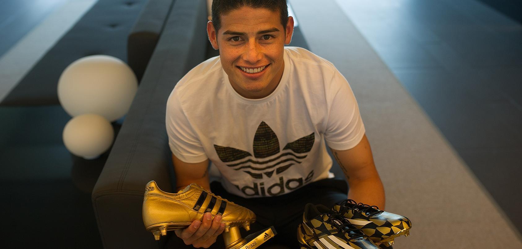 Хамес Родригес получил Золотую бутсу - изображение 1
