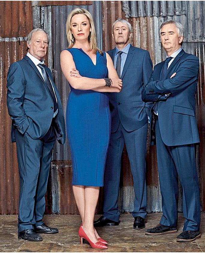RT @DivaCatwalk: @mouthwaite looking #amazing wearing the New Innocent dress and the Hannah dress on the #DailyMail Weekend Magazine http:/…