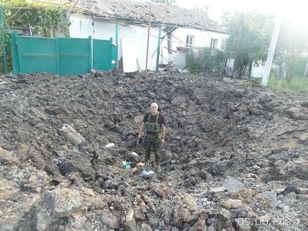 Под обстрел террористов попал кафедральный собор УГКЦ в Донецке - Цензор.НЕТ 2726