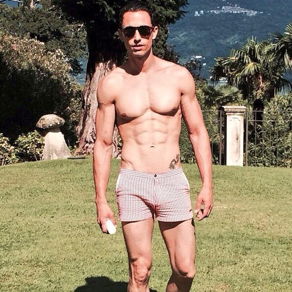 Image result for laurent caillat  male model