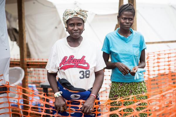 146 #Ebola patients have fully recovered in our treatment centres in Guinea & Sierra Leone http://t.co/Own73J6vry http://t.co/KGNaRStub5