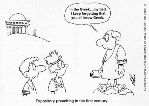 anglican humour on twitter   u0026quot expository preaching in the