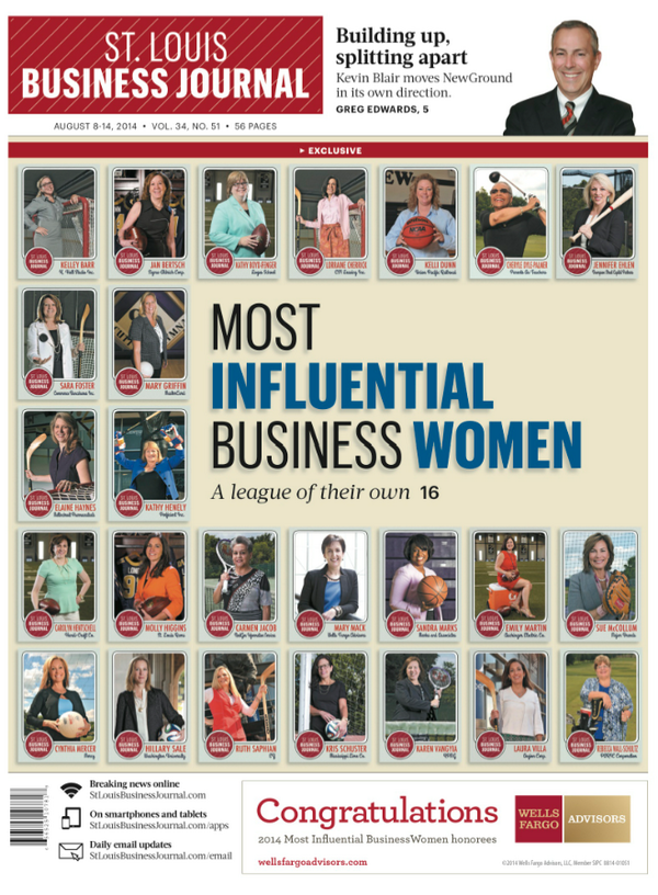 Fantastic usage of @RookiesApp. RT @stlouisbiz: Today's print edition: All about our fantastic #MIBWSTL winners. http://t.co/8ho1VNBv0c