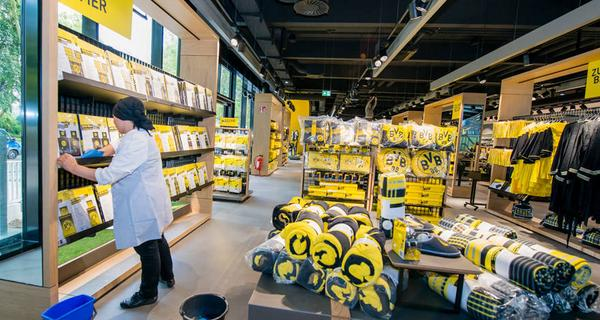 Borussia Dortmund On Twitter Bvb S Brand New Fanwelt Everything And Everyone Under One Roof Http T Co Fpg05zcwhy Http T Co C51hlklwzd
