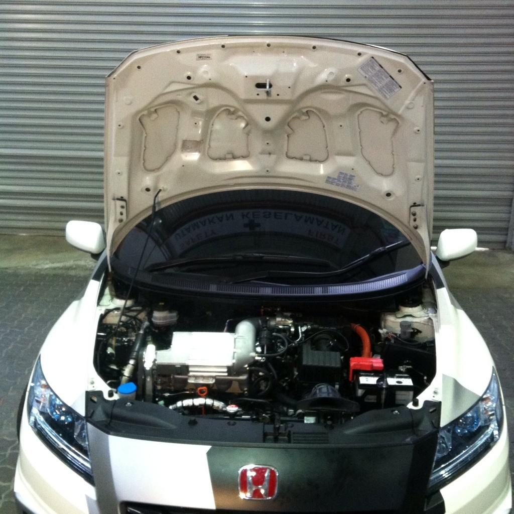 "Honda Freed Supercharger: Proreka Sprintex On Twitter: ""Honda CRZ Supercharger Kit"