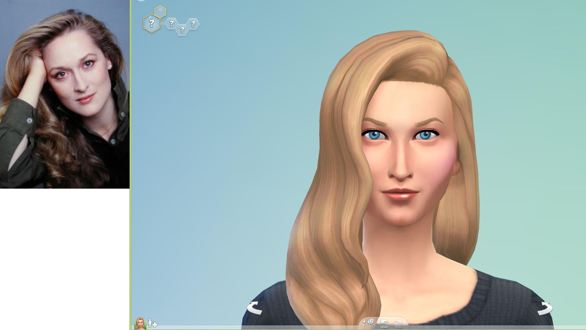 Sims 4 RedHead Sims CC downloads » Sims 4 Updates