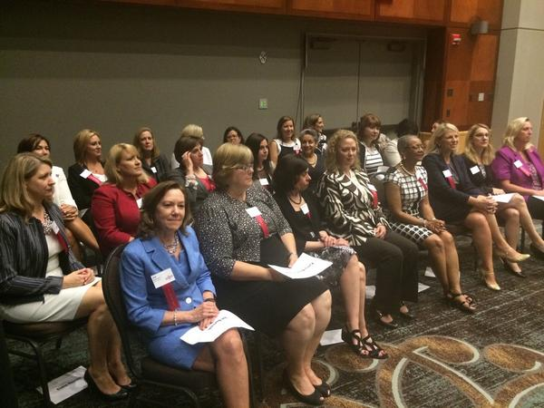 Our #MIBWSTL honorees ready to be honored on stage. Congratulations, ladies! http://t.co/KAwXHF9v34