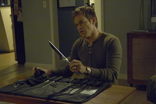 Everyone needs a hobby. #Dexter #FBF #FlashbackFriday http://t.co/hDKqw6iq2w