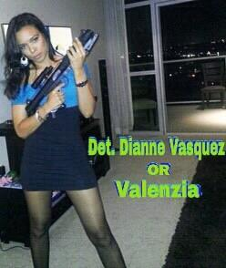 valenzia algarin fan page