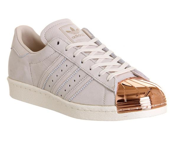adidas superstar 80s rose