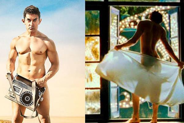 Naked Photos Of Bollywood Actors