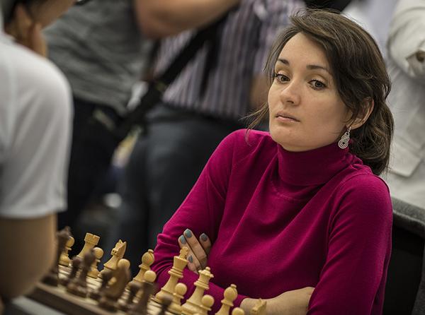 Kateryna Lagno - ChessTalk / Parlons Échecs