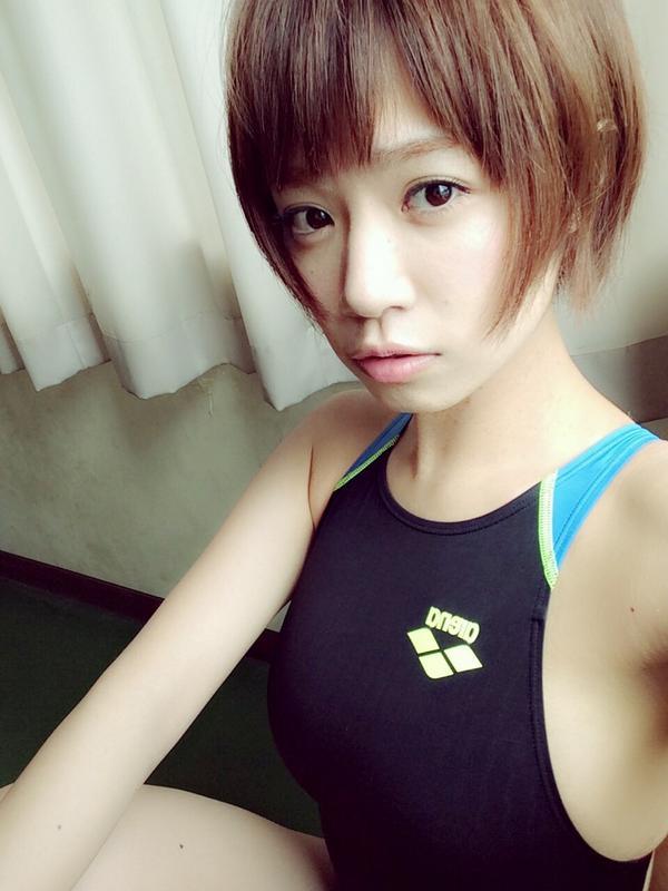 画像 : 【画像大量】競泳水着の美女の画像をまとめました - NAVER
