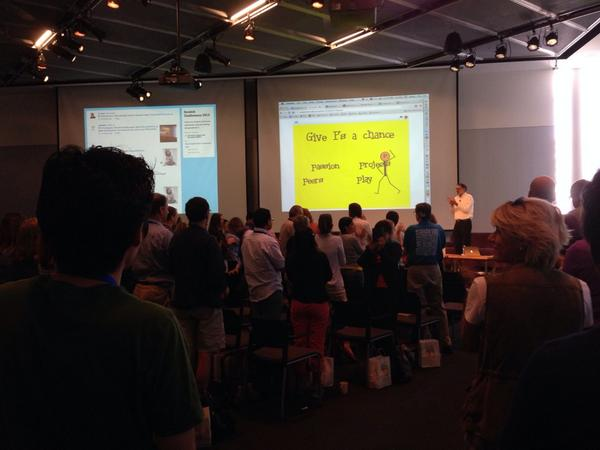 Thanks  #ScratchMIT2014 http://t.co/xbvs25Nm3u