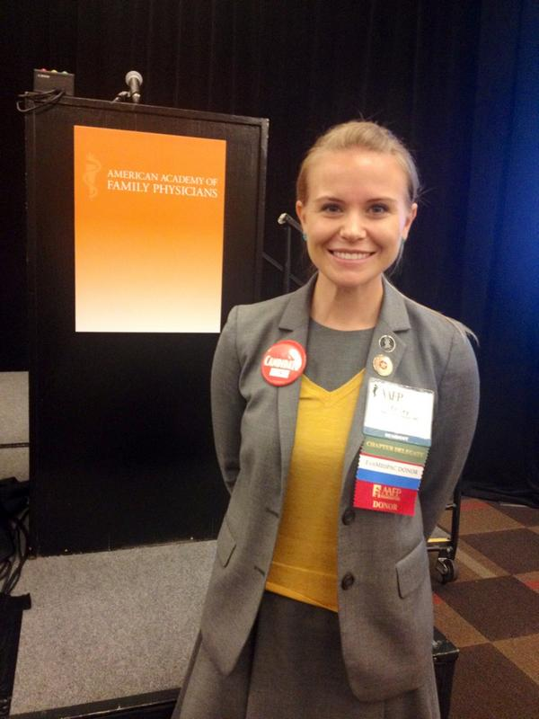 Congratulations to @RRobargeMD on being elected to @STFM_FM Board!!! #AAFPNC #GoodSamFM http://t.co/5QcStk0X6u