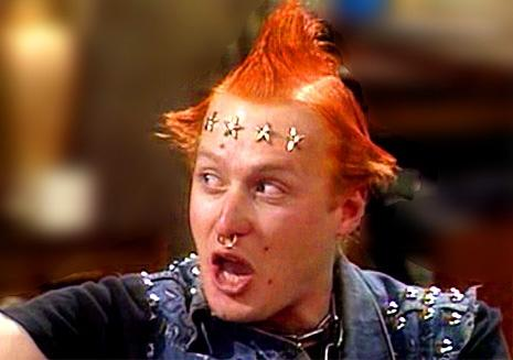 Image result for the young ones vyvyan