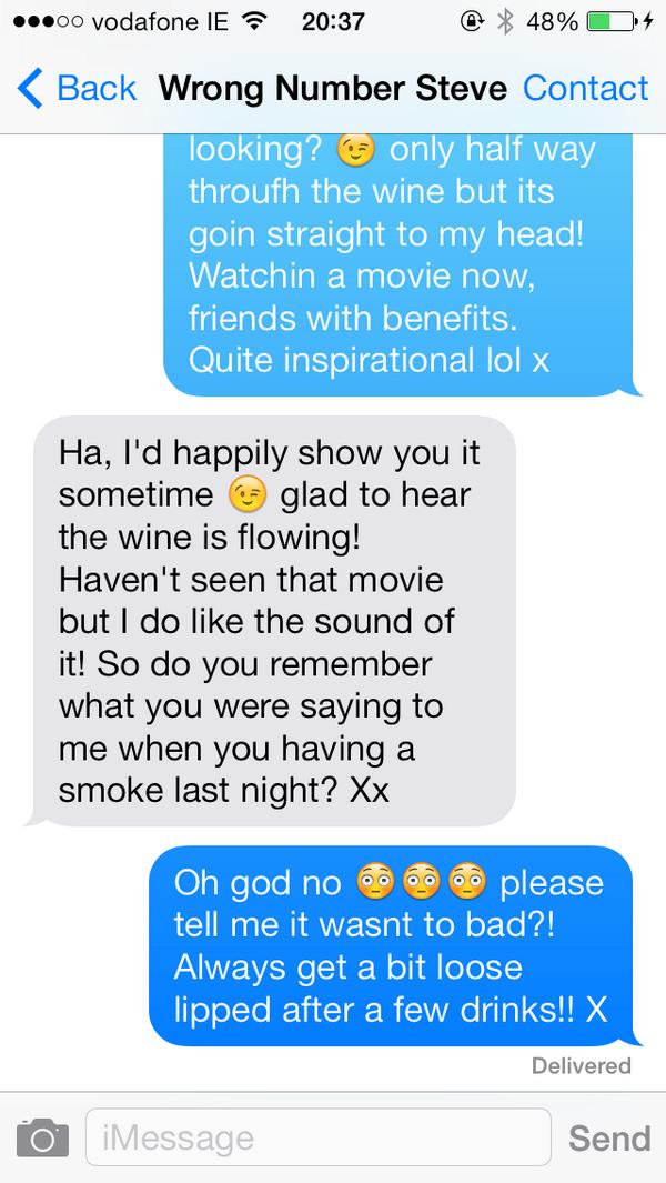 flirty text replies