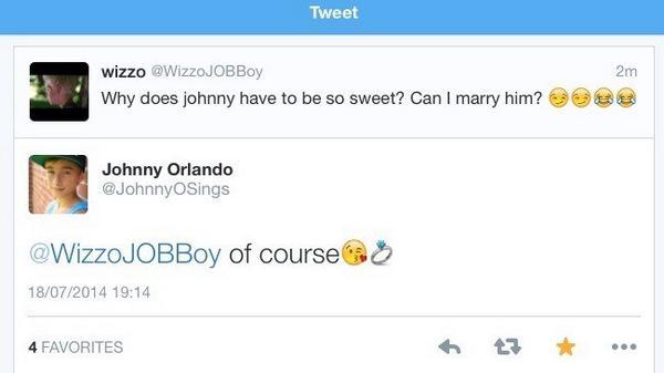 Dating johnny orlando