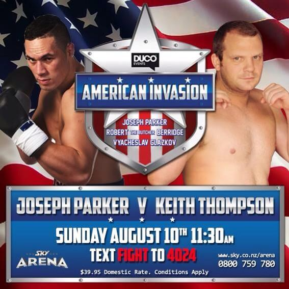 Good luck @joeboxerparker & @thebutcherNZ! We're all watching from NZ #teamparker  #teambutcher @DucoEvents http://t.co/97bZYjWQ6B