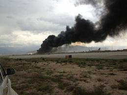 Passenger jet crashes Tehran's Mehrabad airport - 40 onboard