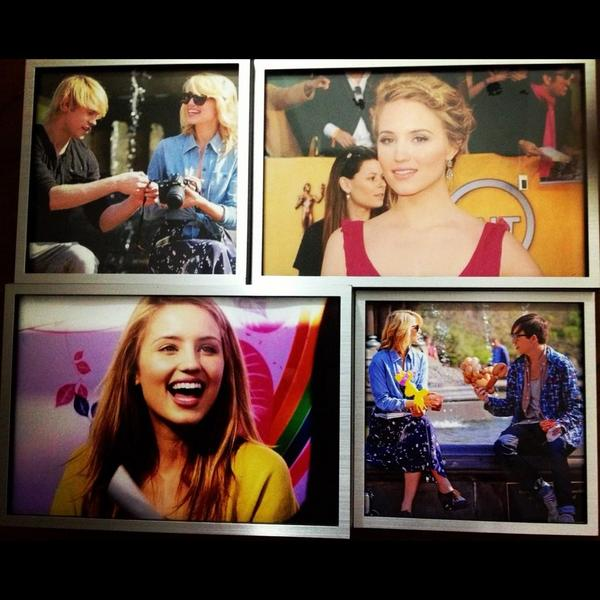 @chordoverstreet You, Dianna and Kevin are my idols! Look what I have in my room http://t.co/5rI5M0cks4