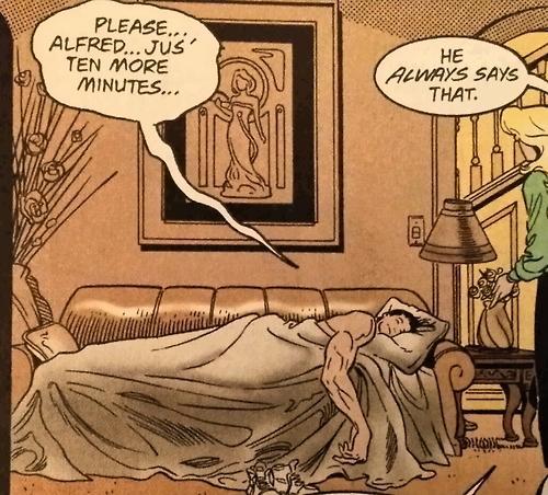 その点「結婚」した後もソファで寝てるディックに計画外の子供ができる心配はなかった。つか寝言ねぼけディックかわいすぎ…。