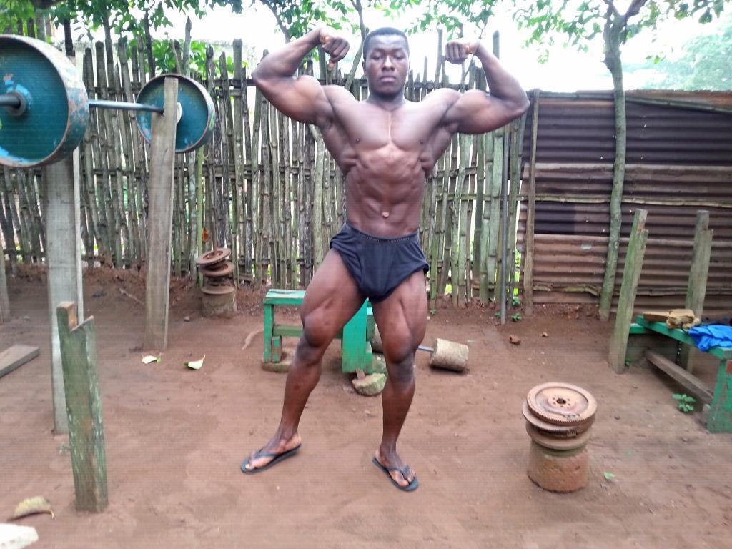 Kulbila Fitness On Twitter Quot Making Gains In Da Ghetto Gym