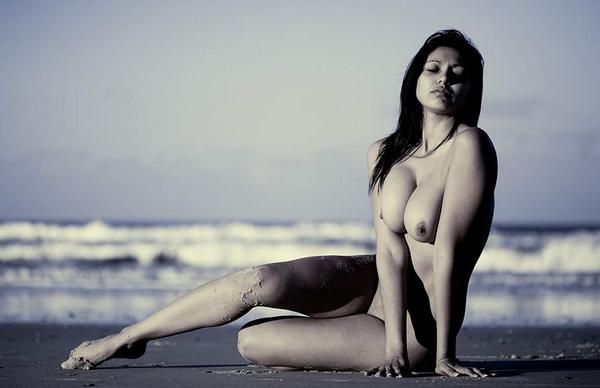 nude who indian model went