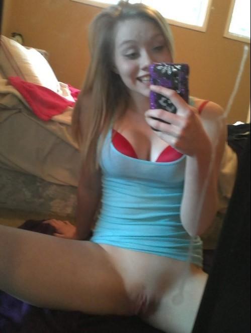 naked teen pussy cumming