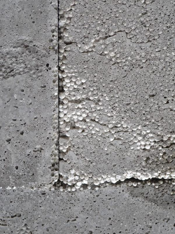 расширяющийся бетон