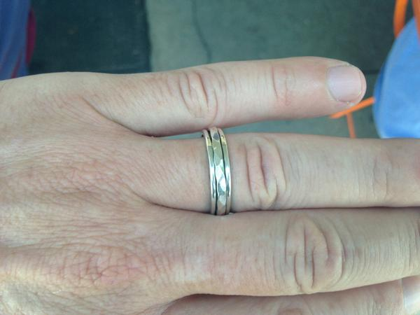 Randinewton On Twitter My Husband Lost His Wedding Ring Twice He