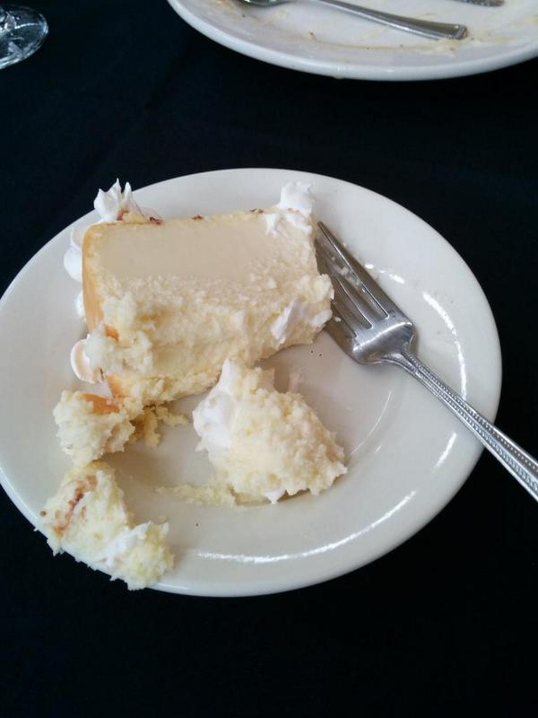 The #SNCcheesecake returns! #TheSNCExperience Yaaassss!! http://t.co/8muCddDqYi