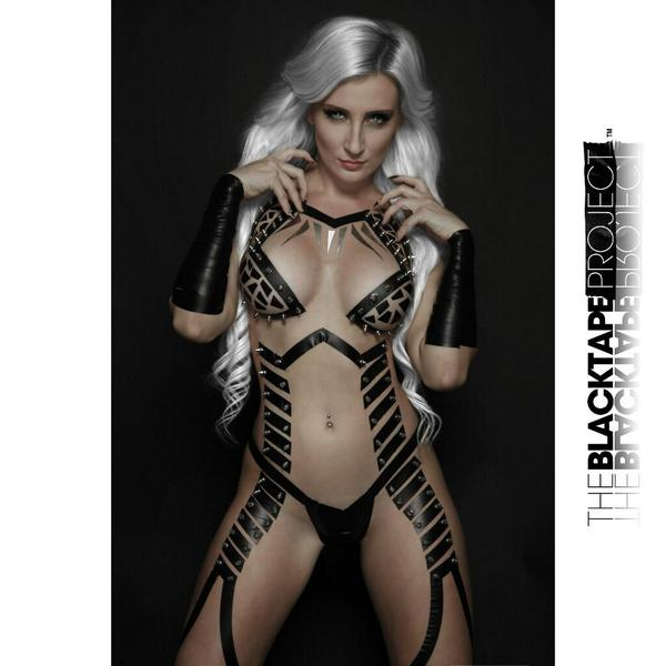 Black Tape Project >> Black Tape Project On Twitter The One And Only Holly Wolf Http