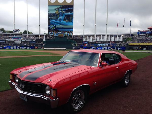 Kansas City Royals On Twitter Congrats To Todays Cruise To The K - Kansas city car show