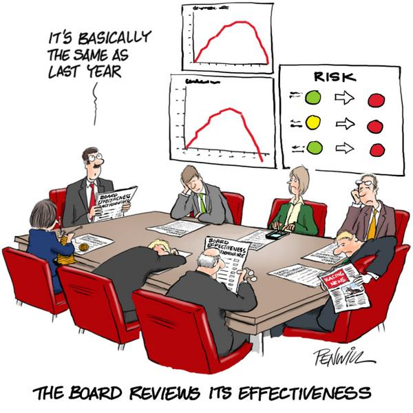#cartoonsunday #corpgov #BoardEffectiveness http://t.co/Pi9PDZd2Ek