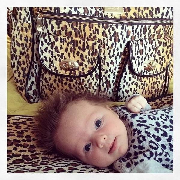 Colette Hayman On Twitter This Is How Babies Do It Head To Toe Animal Print Baby Bag In And Online Now Http T Co Odpisyq0v6