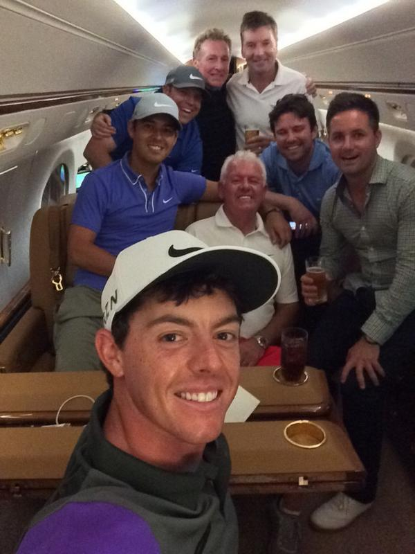 Flying high with the team after my 4th Major victory!!! NYC here we come!! Thanks for all the support and well wishes http://t.co/zK1q8xnwA8
