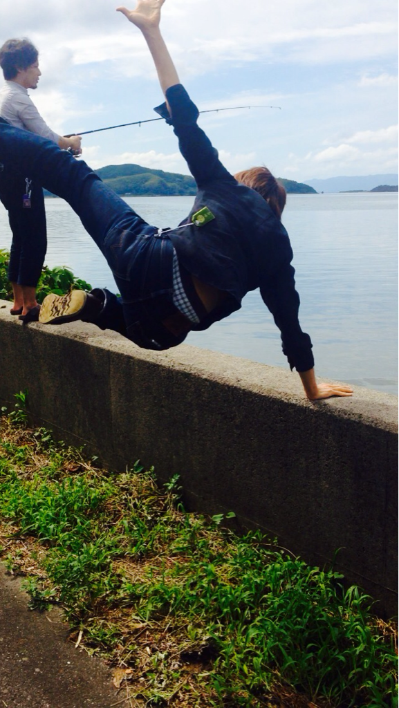 COF夏休みシリーズ 過去最高の盛り上がりを見せる伊東歌詞太郎 http://t.co/wvtmL5orCo