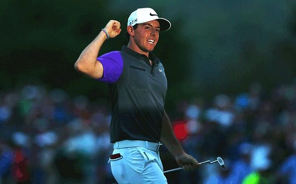 The whole sporting world is standing up for this Ulsterman today... Congratulations @McIlroyRory US PGA Champion! http://t.co/D0o6cwIV7f