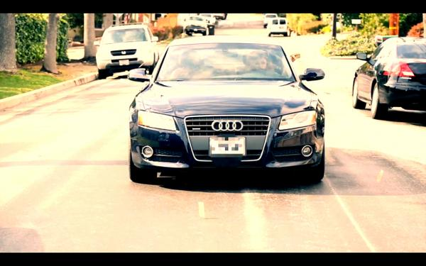 photo of Tinashe Audi - car