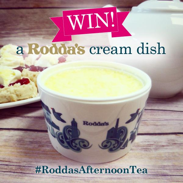 "Follow @Roddas_Cream & RT to #WIN - ""I love to share #RoddasAfternoonTea with friends"" T&Cs: http://t.co/bakFS0MGA0 http://t.co/0xtpDQBUAQ"